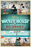 Mickey Mouse In No Service  - 0388