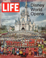 WDW Life Magazine Opening Day Cover - 0401