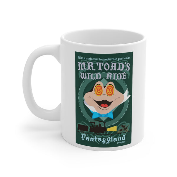 Mr. Toad's Wild Ride Beverage Mug
