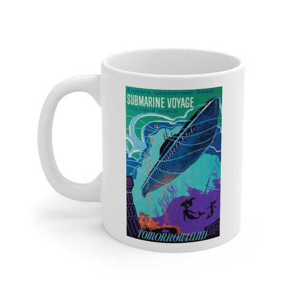 Disney Submarine Voyage Ride Beverage Cup