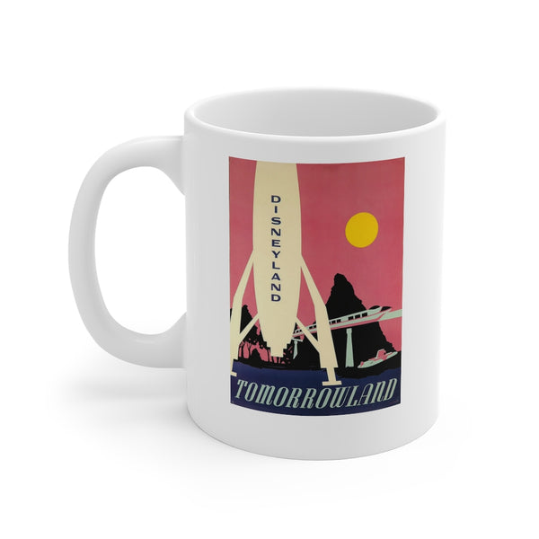 Disneyland Tomorrowland Beverage Mug