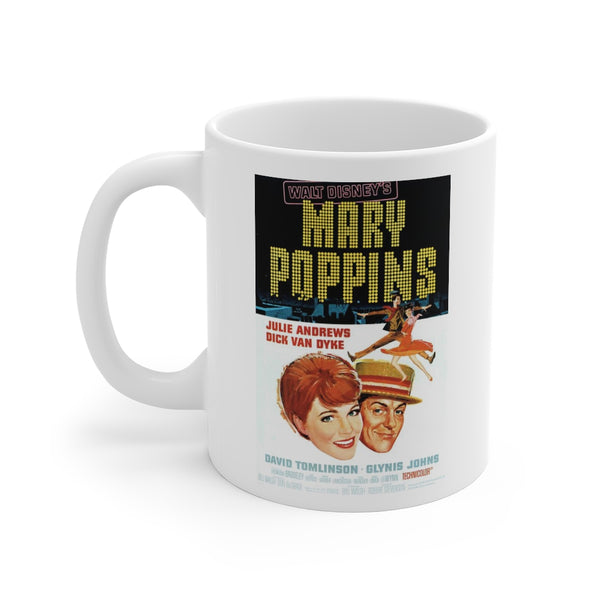 Disney Mary Poppins Movie Beverage Mug