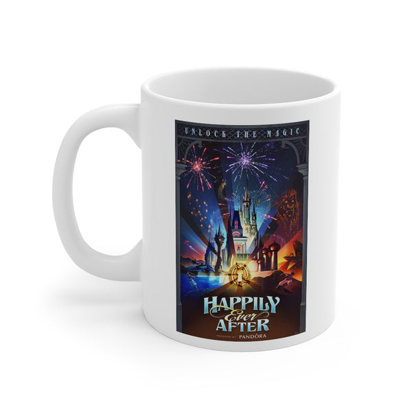 Disney Happily Ever After Beverage Mug