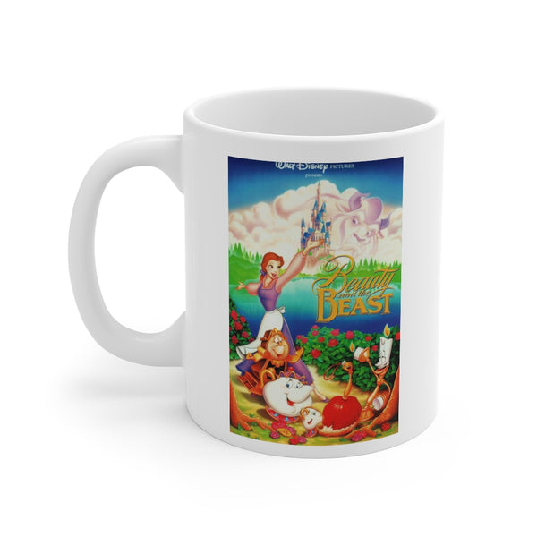 Disney Beauty and The Beast Beverage Mug