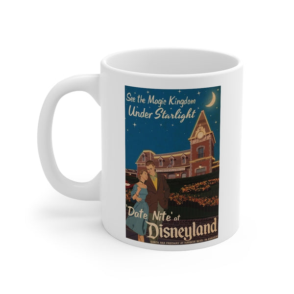 Date Nite at Disneyland Beverage Mug