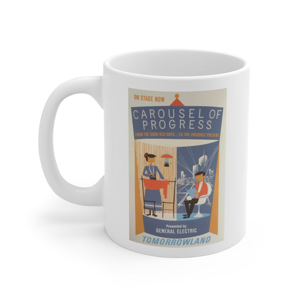 Carousel of Progress Beverage Mug