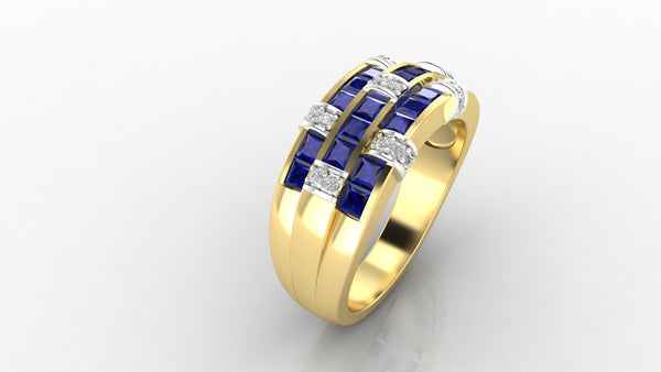 Interloved Ring