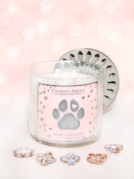 Paw Candle - Paw Ring Collection