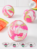 Watermelon Bath Bomb - Tourmaline Ring Collection