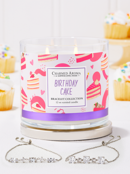 Birthday Cake Candle - Bracelet Collection