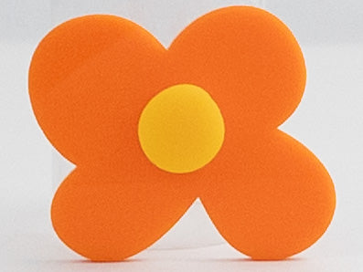 Poppy Magnet Back Pin