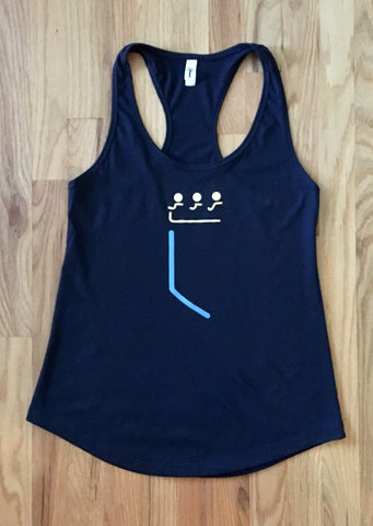 Opening Day Doodle - Women's Racerback Tank
