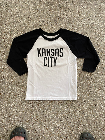 Kansas City Youth Baseball shirt