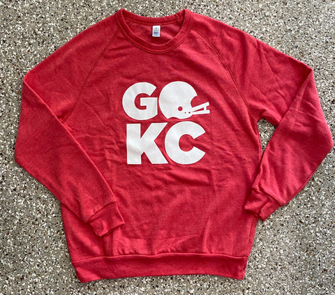 Go KC Sweatshirt
