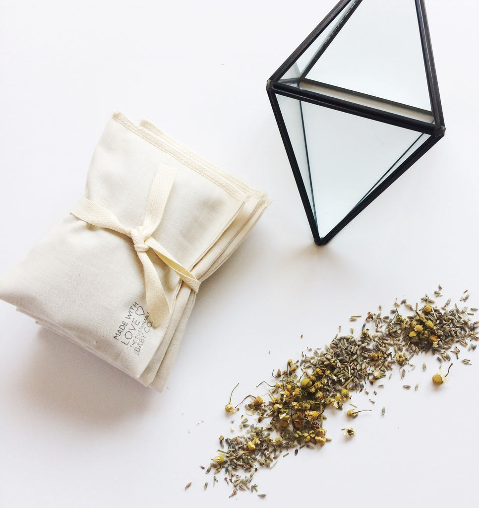 Aromatherapy Inserts - The Sustainable Baby Co.