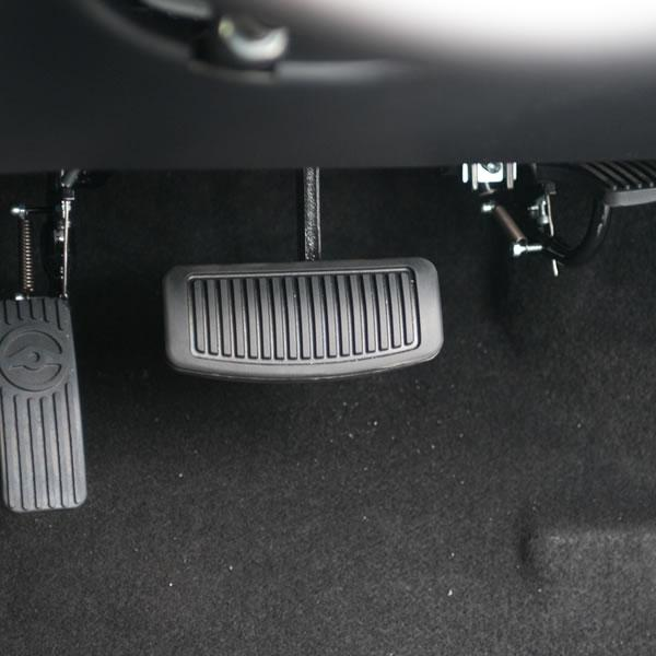 Brig-Ayd Twin Flip Left Foot Pedal Transfer-Brig-Ayd-adaptationstation