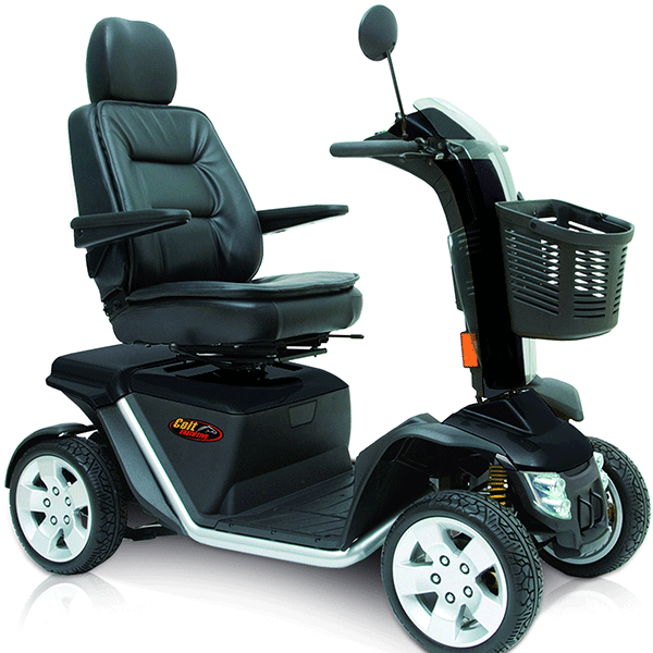 Pride Colt Executive Mobility Scooter-Pride Mobility-adaptationstation