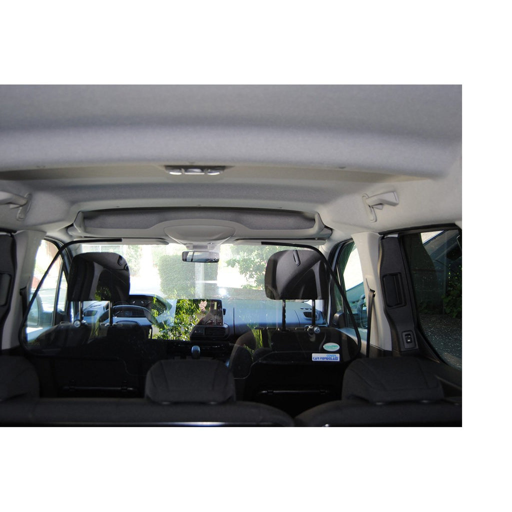 Certified Protective Screens for Small Cars Taxi and Vans Covid 19