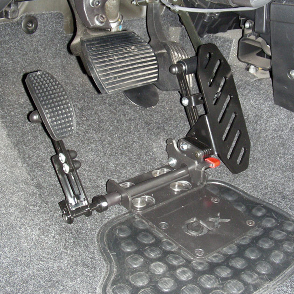 D908PS Detachable Left Foot Accelerator Pedal