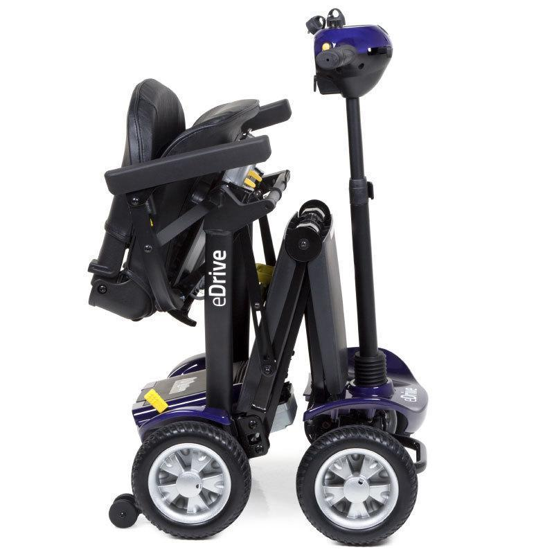 eDrive Electric Folding Mobility Scooter