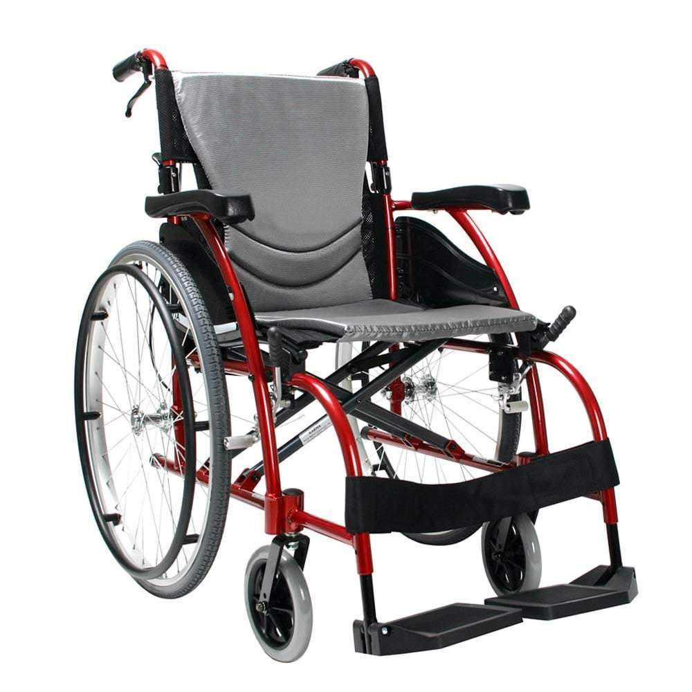 Ergo 115 Self Propel Wheelchair-Karma-adaptationstation
