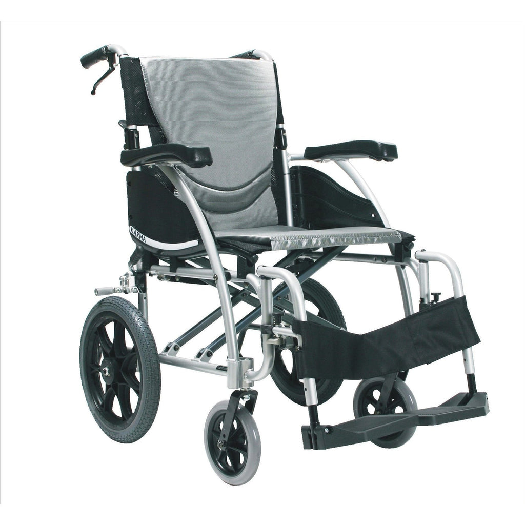 Ergo 115 Transit Wheelchair-Karma-adaptationstation