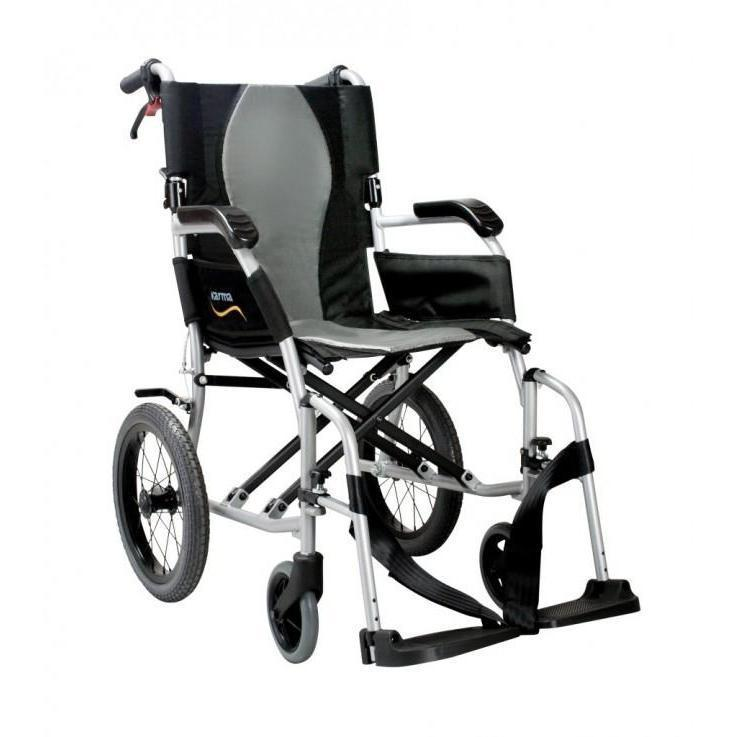 Ergo Lite 2 Transit Wheelchair-Karma-adaptationstation