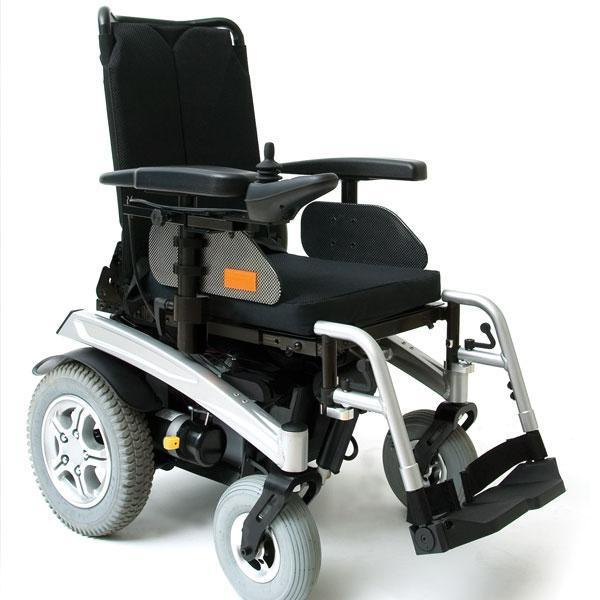 Pride Fusion Powered Wheelchair-Pride Mobility-adaptationstation