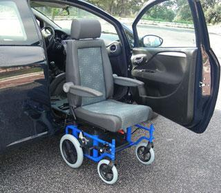 GTRAN Wheelchair come passenger transfer solution