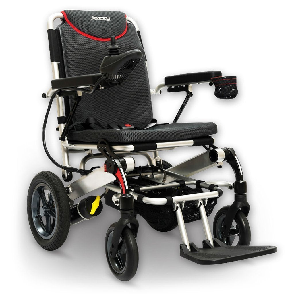 IGO+ Folding Powered Wheelchair