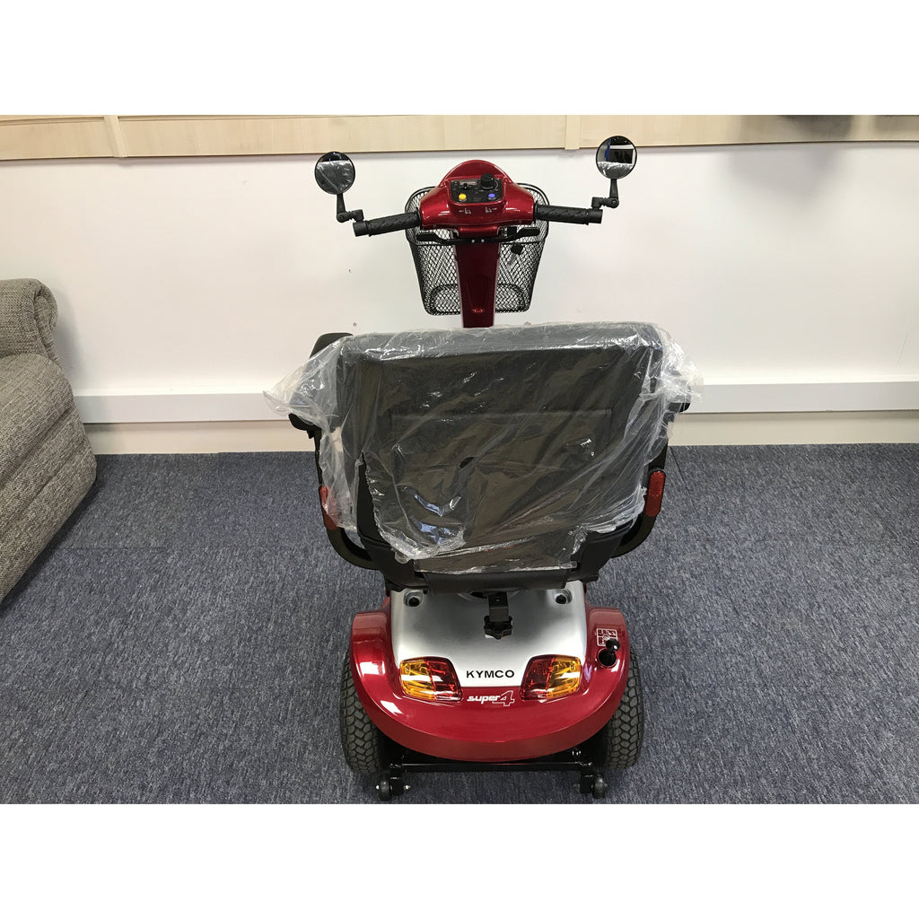 Kymco Super 4 Mobility Scooter Ex Demo-Kymco-adaptationstation