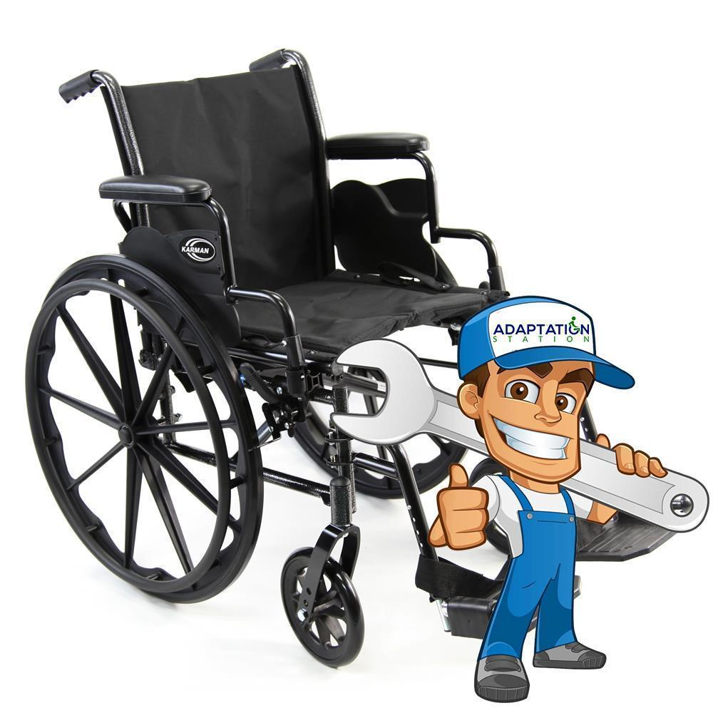 Manual Wheelchair Service
