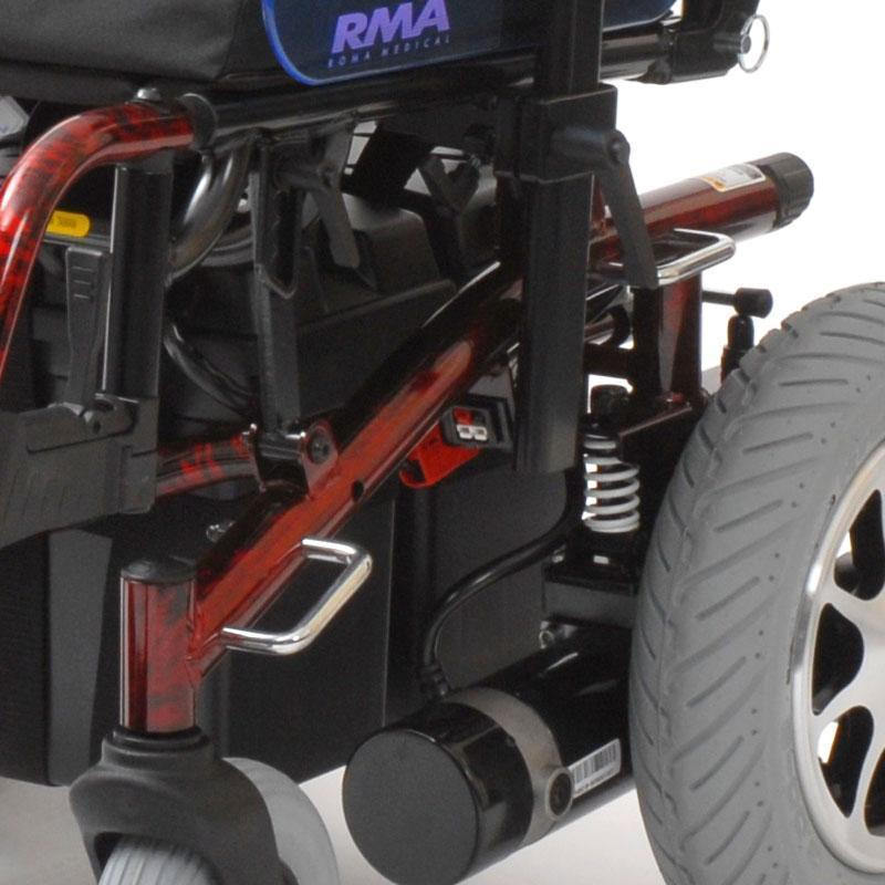 Roma Marbella Powerchair-Roma Medical-adaptationstation