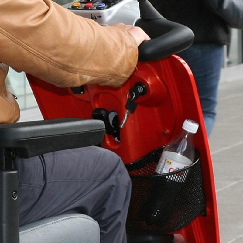 Kymco Midi XLS Mobility Scooter-Kymco-adaptationstation