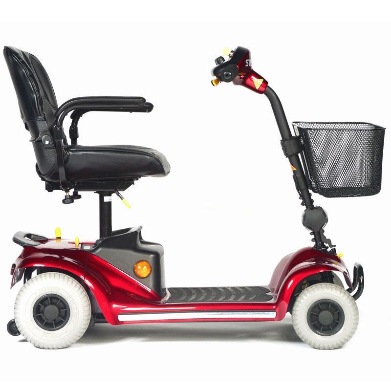 Sterling Pearl Mobility Scooter-Sunrise Medical-adaptationstation