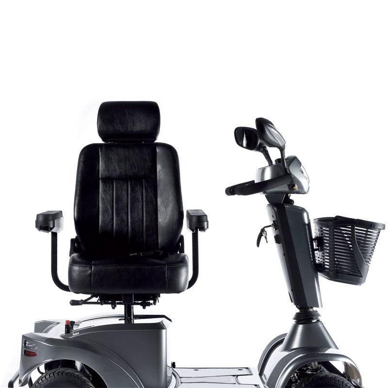 Sterling S400 Mobility Scooter-Sunrise Medical-adaptationstation