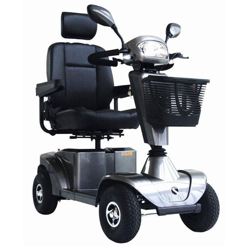 Sterling S425 Mobility Scooter-Sunrise Medical-adaptationstation