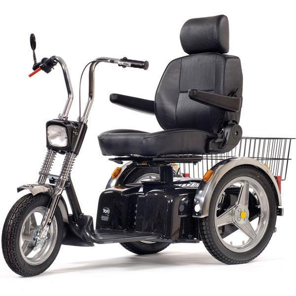 TGA Supersport Mobility Scooter-TGA-adaptationstation