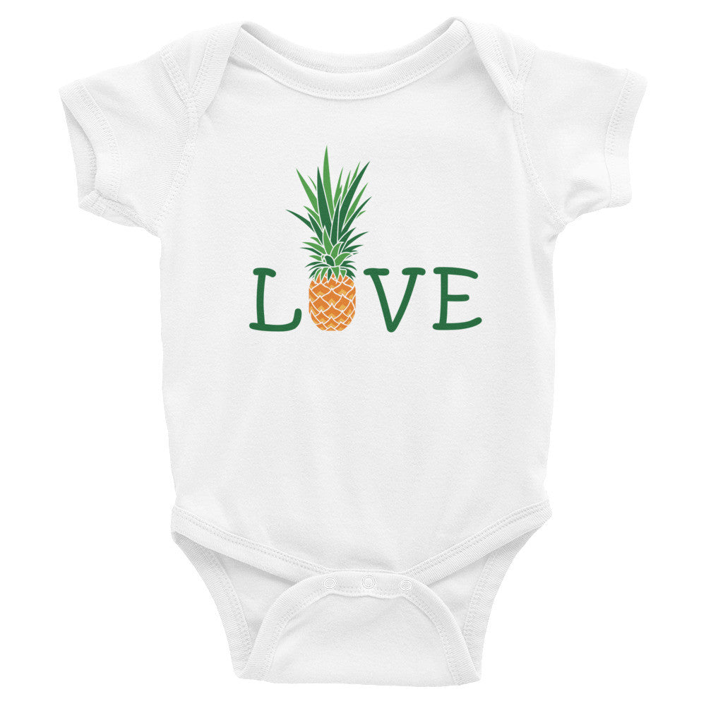 PIÑA LOVE baby Onesie MORE COLORS