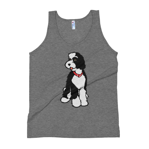 Doodlesson American Apparel Unisex Tank MORE COLORS