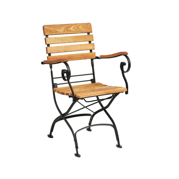 ARCH Folding Arm Chair – ZA.124C