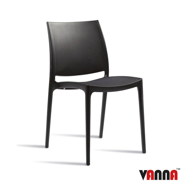 SPICE Side Chair Black