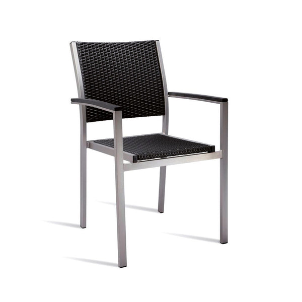 SUN Arm Chair – ZA.117C – Black