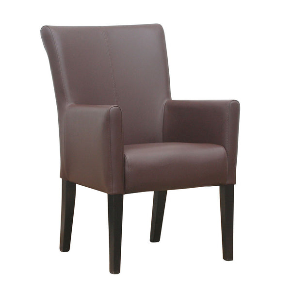 YORK Arm Chair Brown