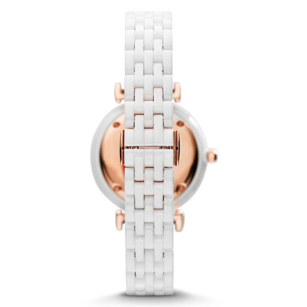 Emporio Armani AR1486 Ceramic Ladies Watch