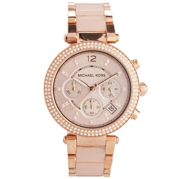 Michael Kors Ladies Parker Chronograph Watch MK5896