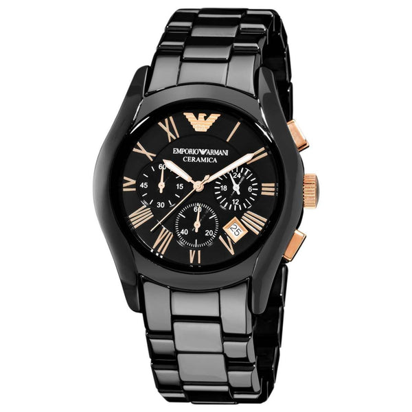 Emporio Armani AR1410 Ceramic Watch For Men
