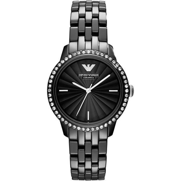 Emporio Armani AR1478 Ladies Ceramica Watch