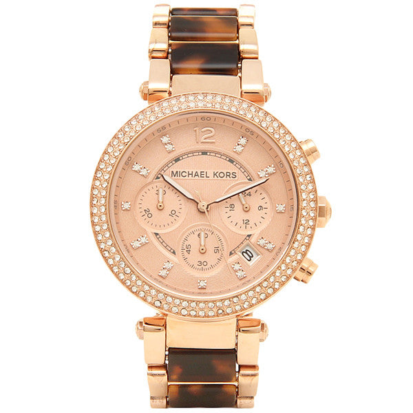 Michael Kors MK5538 Ladies Parker Chronograph Watch