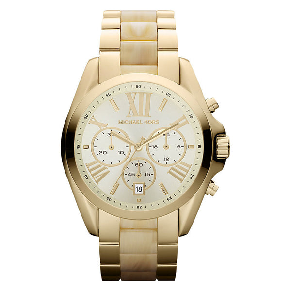Michael Kors Ladies Bradshaw Chronograph Watch MK5722